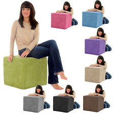 Upholstery Footstools