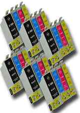 24 T1006 non-OEM Ink Cartridges For Epson Printer T1001-4 Stylus SX515W SX600FW