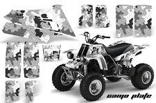 AMR Racing Yamaha Banshee 350 Decal Graphic Kit ATV Quad Wrap  87-05 CAMOPLATE W