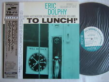 ERIC DOLPHY OUT TO LUNCH ! / SPECIAL EDITION BLUE NOTE MINT- NM