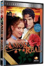 Telenovela AMOR REAL Fernando Colunga Adela Noriega DVD