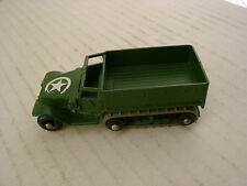 MATCHBOX MOKO LESNEY #49A ARMY M3 PERSONNEL CARRIER BPW & ROLLERS R/A