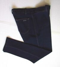 Vintage LORD ISAACS Women's Jeans Stretch Dark Wash Straight Leg 32 x 30