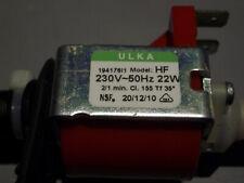 UNIVERSALE Pumpe Ulka HF 22W 230V 50Hz für Medion und Senseo Kaffeepadmaschinen