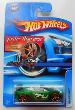 2006 Hot Wheels Track - Tune #143 [Green] Faster Than Ever Diecast Car