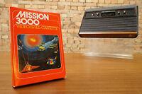 ATARI 2600 Spiel MISSION 3000 - Boxed / OVP - Game / Jeux - Quelle - TOP