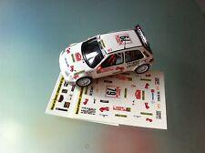 Decal 1 43 CITROEN SAXO KIT CAR N°79 Rally WRC monte carlo 2006 montecarlo