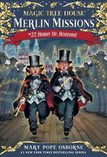 Hurry Up, Houdini!, Paperback by Osborne, Mary Pope; Murdocca, Sal (ILT), Lik...