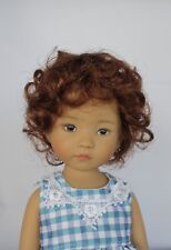 "Little Darling Boneka, BJD ""Jane Wig"" Size 5-6, 7-8,9-10,10-11,11-12,13-14,15-16"