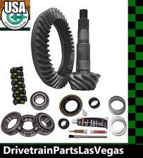 "GM 11.5"" Ring Pinion Gear Set Master Bearing Install Kit 3.73 Ratio USA Standard"