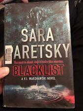 Sara Paretsky Blacklist
