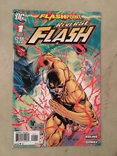 Flashpoint The Reverse Flash #1 2011 Nm