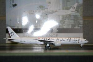 Phoenix 1:400 Singapore Airlines Boeing 777-300ER 9V-SWI (PH10583) Model Plane