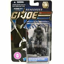 G.I. Joe 30th Anniversary 3 3/4 Inch Action Figure Snake Eyes Renegades