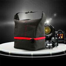 Waterproof DSLR Camera Lens Storage Trays Carry Shoulder Sling Messenger Bag