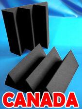 "Soundproofing 4"" Acoustic Studio Wedge Foam (CANADA)"