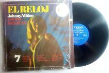 Johnny Albino Trio San Juan El Reloj Verne VLP-107  Vinyl Record LP VG+ LP#0701