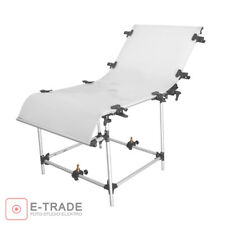 60x130cm -- ALUMINIUM Shooting Table Still Life Table Product Shooting