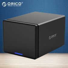 ORICO NS500U3-BK 5 Bay USB 3.0 Hard Drive Dock Station for 3.5'' HDD Tool Free