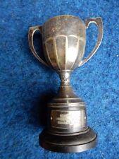 Wharfedale FOOTBALL LEAGUE vincitore del Trofeo in miniatura 1949 piatto