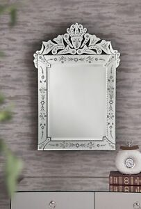Irsina 25-inch Venetian Style Wall Mirror YM-702-2536