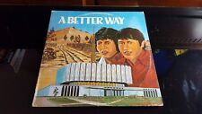 L.D.S. A BETTER WAY Rare Private Xian Mormon '73 Folk LP