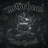 Motörhead : Wake the Dead CD Box Set 3 discs (2016) ***NEW*** Quality guaranteed
