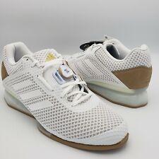 Adidas Leistung 16 II Boa Weightlifting Shoes White AC6977 Mens Size 11.5