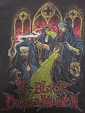 Vintage Black Dahlia Murder Tee Misfits Death Slayer Iron Maiden Black Sabbath