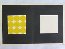Josef Albers Original Silkscreen Folder VIII-2 Interaction of Color 1963