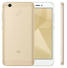 Xiaomi Redmi 4 Dual (16GB, 2GB Ram) 5'' Inch Note|1 Year Mi India  Warranty-Gold