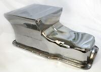 SB Ford Oil Pan Drag Race 289 302 V8  Deep Extra Capacity Front Sump 1962-98