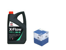 VAUXHALL TIGRA 1.3 CDTI MAHLE OIL FILTER AND 5 LITRES OF COMMA OIL