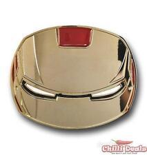 Marvel Comic Iron Man Diecast Ironman Belt Buckle