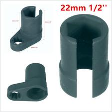 "Universal 22mm 1/2"" Drive Oxygen Sensor Socket Wrench Offset Removal Socket Tool"
