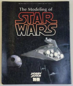 USED The Modeling of Star Wars 1984 Japanese Book Hobby Japan Magazine Special