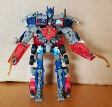 Transformers Dark Of The Moon DOTM Walmart Exclusive Voyager Optimus Prime