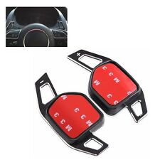 Audi Schaltwippen Paddle Verlängerung A3 S3 A4 S4 A5 A6 S6 A8 R8 Q5 Q7 TT Sline