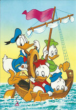 CPM - Disney carte postale - DONALD ET SES NEVEUX  - Postcard