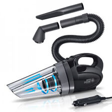 Compact Car Vacuum Cleaner Super Cyclone Powerful Easy Use Versatile 12V 150W