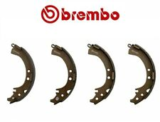 NEW For Toyota Camry RAV 4 Solara L4 Rear Brake Shoe Set Ceramic Brembo S83558N