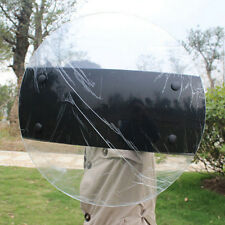Polycarbonate Anti-Riot Shield Police Tactical CS Campus Combat Sport Protection