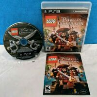 LEGO Pirates of the Caribbean: The Video Game (Sony PlayStation 3, 2011) Tested