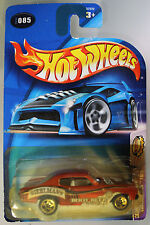 Hot Wheels 1:64 Scale 2003 Carbonated Cruisers Series CHEVELLE SS
