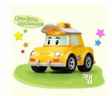 Cap Robocar poli Diecasting Mini Figures Korea animation character Robot Car