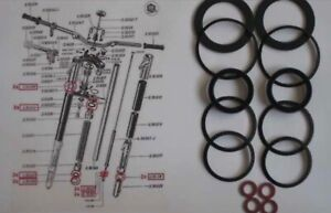MONTESA IMPALA FORKS REPAIR KIT 14 pieces
