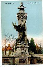 CP 59 NORD - Roubaix - Statue de gustave Nadaud