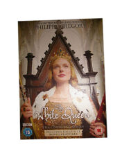 The White Queen Complete Collection DVD Rebecca Ferguson UK Release New Sealed