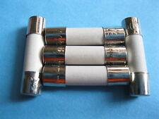 100 Pcs Slow Blow Ceramic Fuse 8A T8A 250V 5mm x 20mm 520