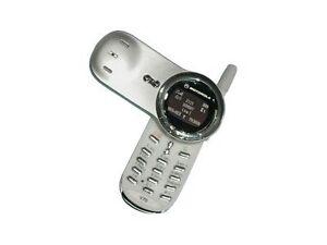 Motorola V series V70 - Silver (Unlocked) Cellular Phone